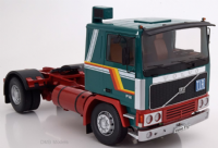 Road Kings Volvo F12 Green / White  (1:18) (Pre Order)